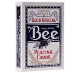 Игральные карты Bee Standard, полупластик