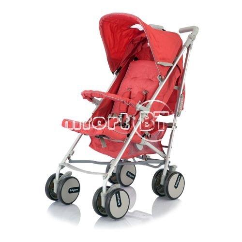 Прогулочная коляска Baby Care Premier pink