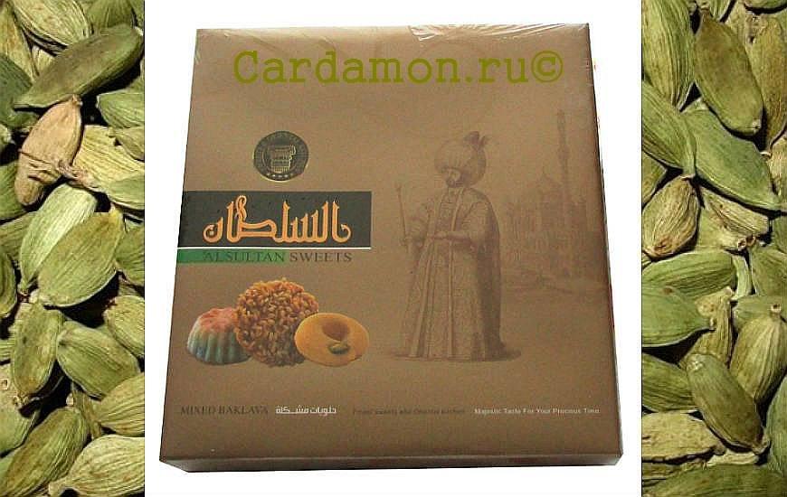 Восточные сладости ассорти Al Sultan