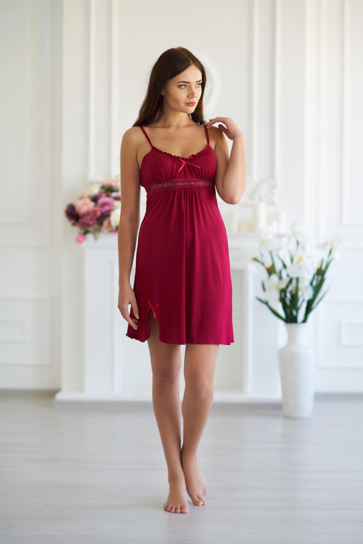 b98143e8332985c Сорочка ночная женская большого размера купить по низкой цене из ...