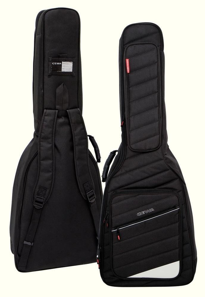 GEWA Diagonale 4/4 Classic Guitar gig bag чехол для классической гитары, цвет черный