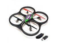 Радиоуправляемый квадрокоптер WL Toys V262 Camera Cyclone UFO Drones 2.4G - V262c