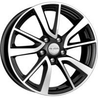 Колесные литые диски КиК (K&K) КС699 (ZV Camry) 7x17 5x114.3 ET45 D60.1 дарк платинум (74467)