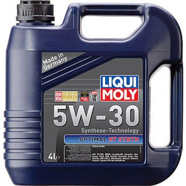 Optimal HT Synth 5W-30 — НС-синтетическое моторное масло 4 л.