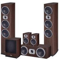 Комплекты акустики Heco Victa Prime Set 5.1 espresso (702+302+102+252 A)