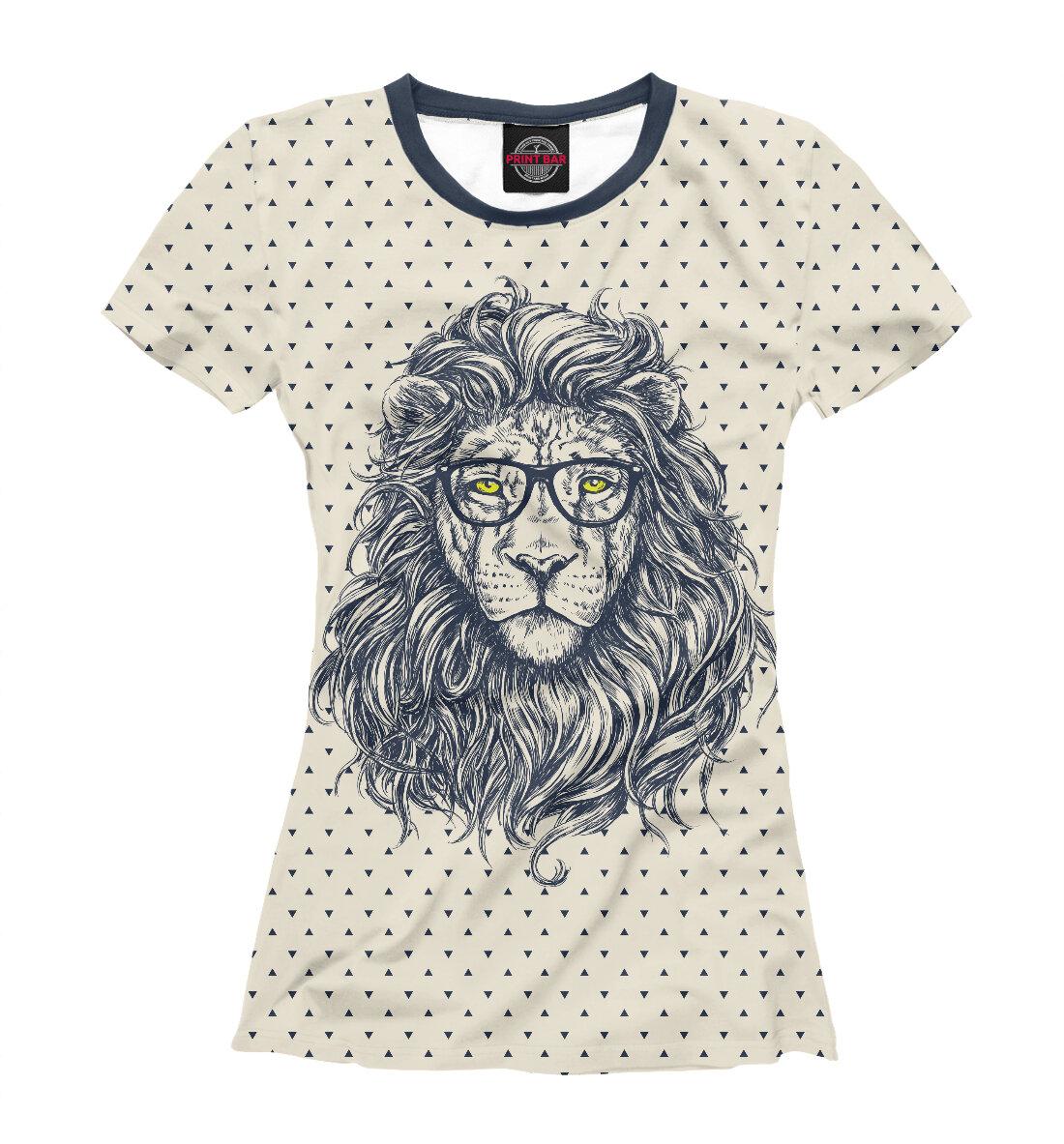 Картинки со львами на футболке