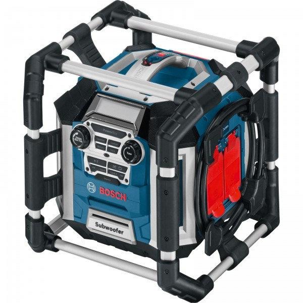 Музыкальная станция - ЗУ Bosch GML 50 PowerBox