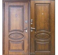 входная металлическая дверь заводского производства