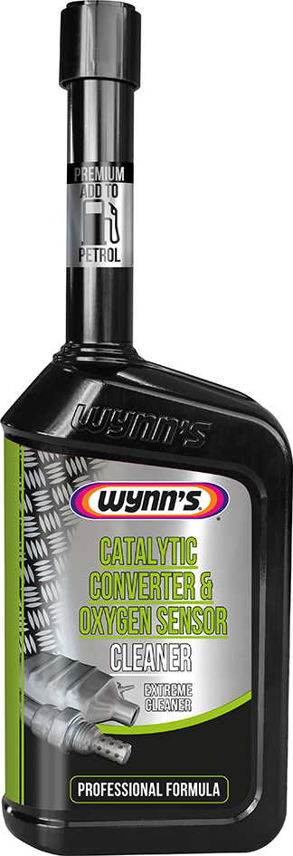 Wynns W25692 очиститель катализаторов И кислородных датчиков CATALYTIC CONVERTER & OXYGEN SENSOR CLEANER 500мл