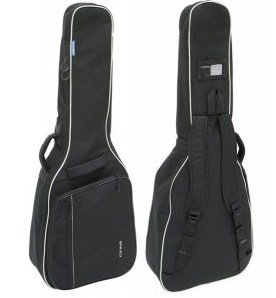 Gewa Economy 12 E-guitar Black - чехол для электрогитары