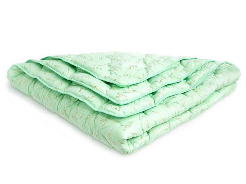Детское одеяло DreamLine Бамбук (Зима) 110x110 см (110x110 см, 110 x 110 см, 1100 x 1100 мм) для ребенка, 15% Бамбук + 85% улучшающие добавки