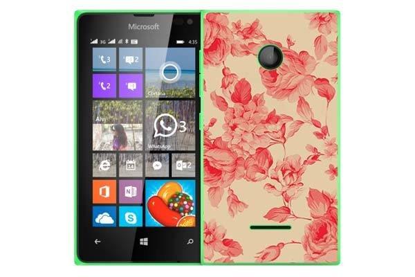 Чехол Gosso для Microsoft Lumia 435