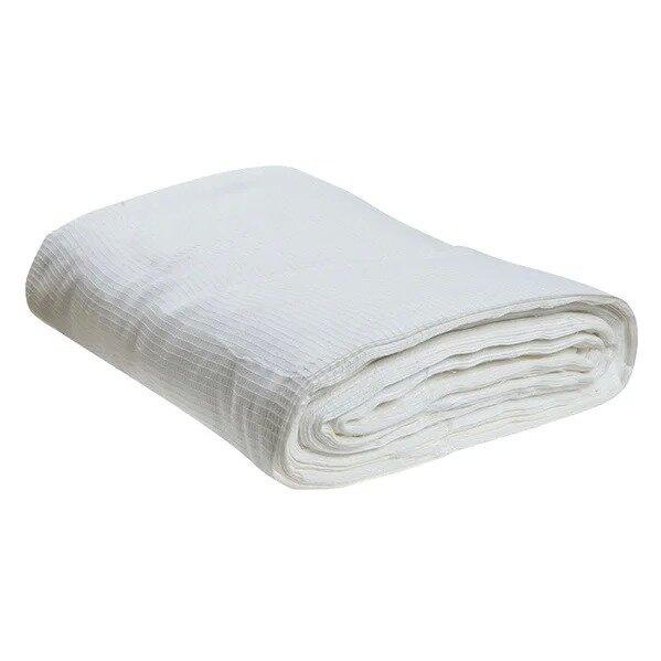Вафельное полотно 40 см, рулон 50 м (120 г/м2)