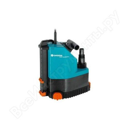Дренажный насос для грязной воды Gardena 13000 AquaSensor Comfort