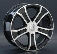 Диск LS Wheels A5127 6,5x16 5/139,7 ET40 D98,5 BKF - фото 1