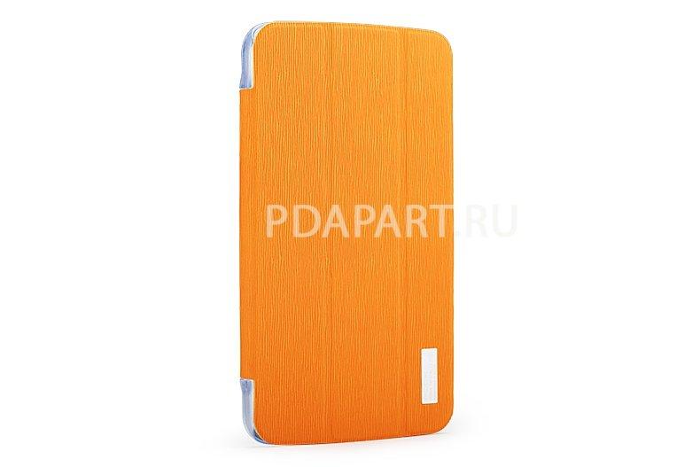 Чехол Samsung Galaxy Tab 3 7.0 T2100 - ROCK Elegant оранжевый