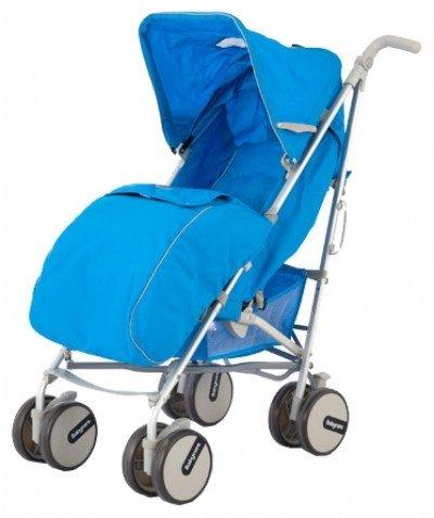 коляска прогулочная Baby Care Premier Blue