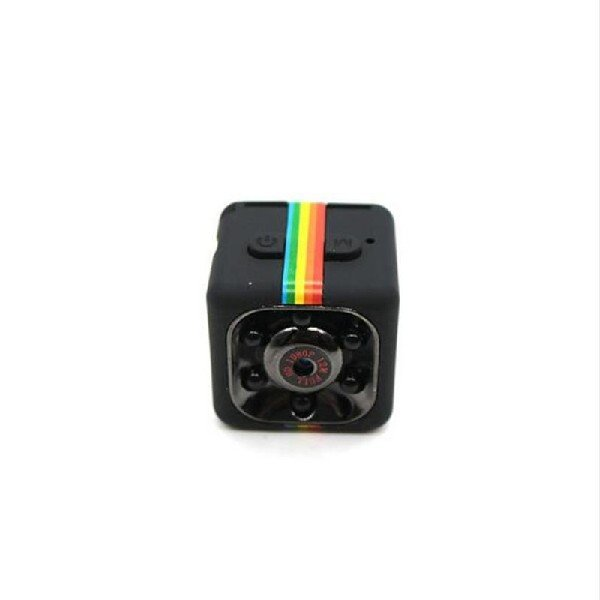 Миникамера для видеосъемки SQ11, черная