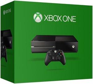 Игровая приставка MICROSOFT Xbox One 500Gb (5C5-00015)