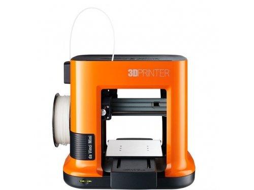 3D-принтер XYZ da Vinci Mini W, Оранжевый