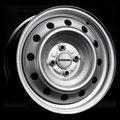 Штампованные диски Trebl 64G35L 6x15 5/139,7 ET35 d98,6 (silver) - фото 1