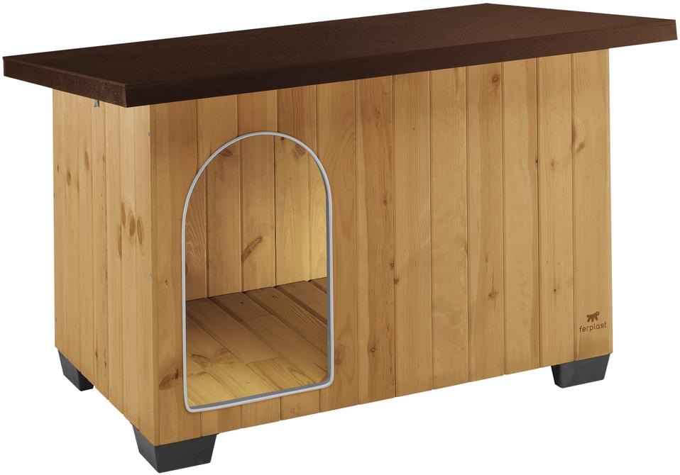 Будка Ferplast Baita для собак (58 x 48 x 45,5 см, )