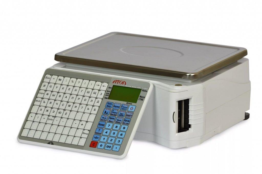 Весы с печатью этикеток АТОЛ LS5X (без стойки)