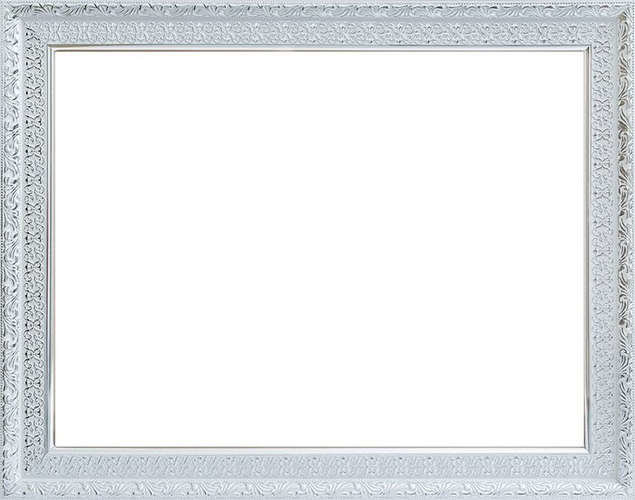 Багетная рама Anna 30*40см (цвет серебряный) 1041-BL