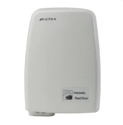 Сушилка для рук сенсорная Ksitex M-1200 пластик белый