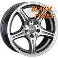 Диск колесный LS Wheels 319 6.5x15/4x100 D73.1 ET40 GMF - фото 1
