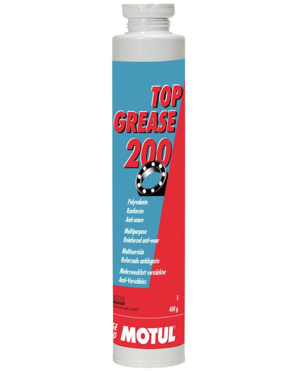 Смазка пластичная MOTUL Top Grease 200 400г