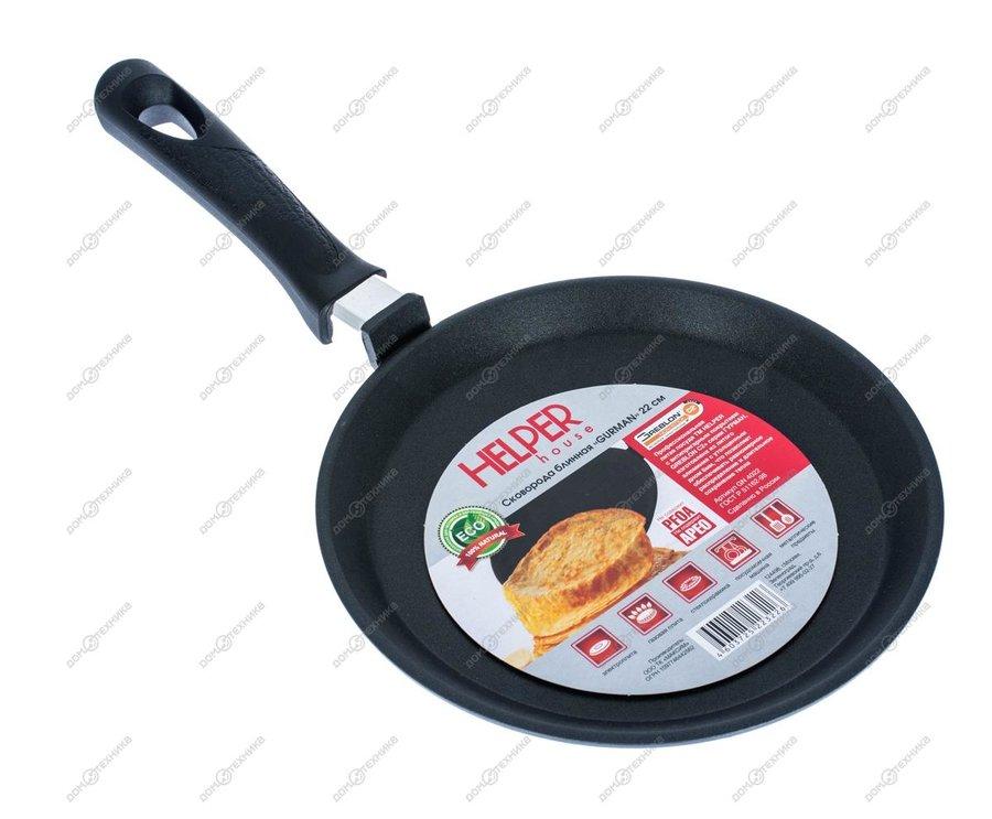 Сковорода блинная Helper GURMAN 22см GN 4022