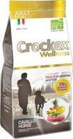 Сухой корм Crockex Wellness для собак мелких пород (7,5 кг, Рыба с рисом)