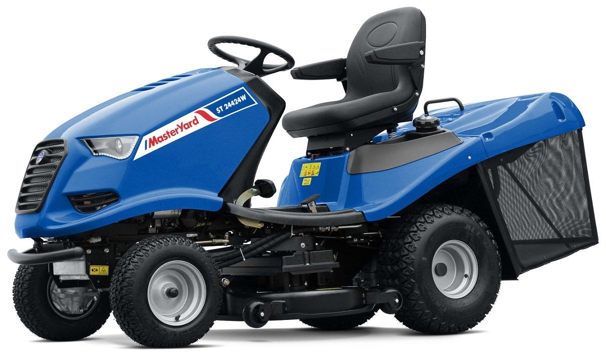 Садовый трактор MasterYard ST24424W AWD