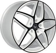 Колесный диск YST X-19 7x17/5x114.3 D60.1 ET45 Черный - фото 1