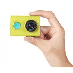 портативная спортивная экшн-камера Xiaomi Yi Action Camera Basic Edition водонепроницаемая беспроводная.