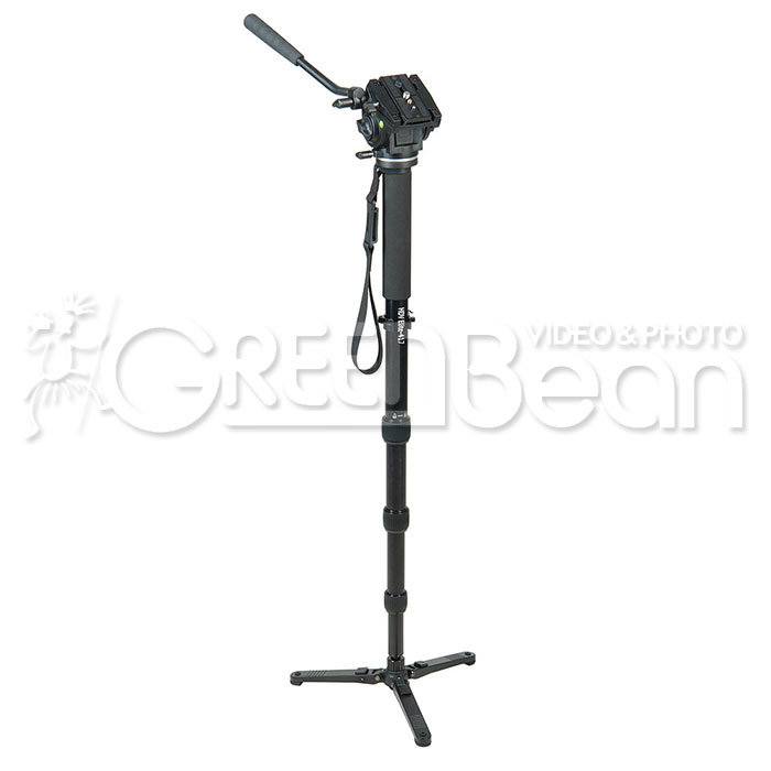 Видеомонопод GreenBean HDV Elite 417