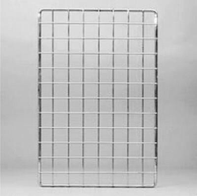 Торговая решетка (сетка) для оборудования магазина. - 6016К