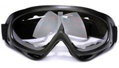 Горнолыжная маска №4 прозрачная