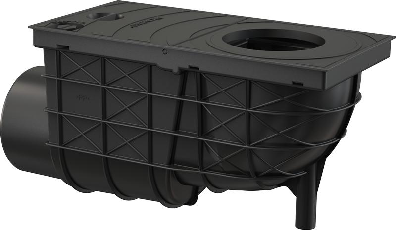 Ливнеотвод AlcaPlast  AGV3 мебель для ванной валенте