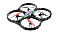 Радиоуправляемый квадрокоптер WL Toys UFO Drones V333C Headless Cyclone 2.4G - V333C LED