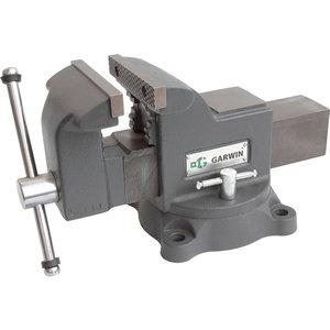 Тиски слесарные 100 мм GARWIN GV-STM04