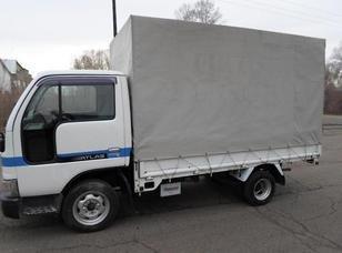 ЭРА Тент 4Х2.3Х2м ПВХ для автомобиля - среднего грузовика