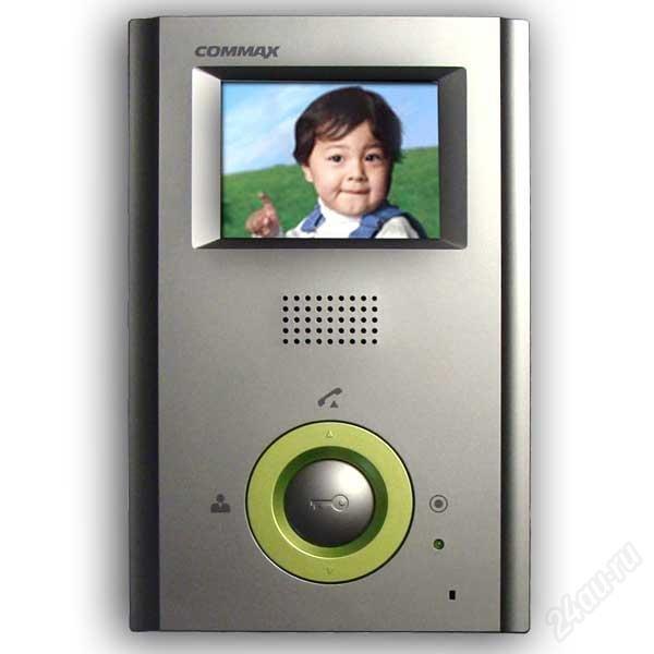 Сопряженный видеодомофон Commax CDV-35H/XL перламутровый