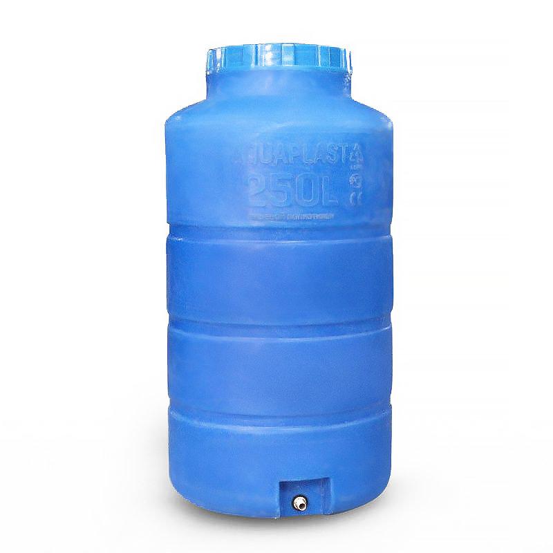Бак Aquaplast 250л (овально-вертикальный)