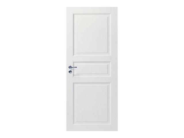 полотно дверное JELD-WEN Craft 101 М7х21 глухое эмаль белый