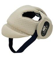 Защитный шлем Okbaby No Shock, цвет: бежевый