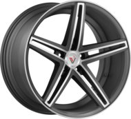 VISSOL V-015 9x20/5x120 ET35 D74.1 MATTE-GRAPHITE-MACHINED - фото 1