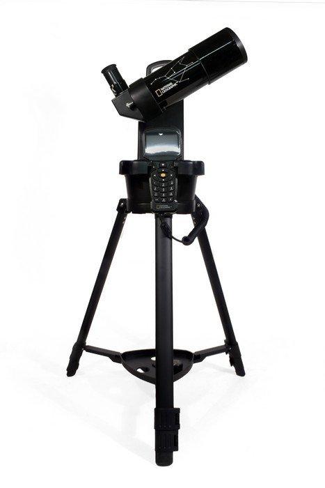 Телескоп Bresser (Брессер) National Geographic 70/350 GOTO