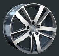 Диски Replay Replica Audi A47 8x18 5x112 ET31 ЦО66.6 цвет GMF - фото 1